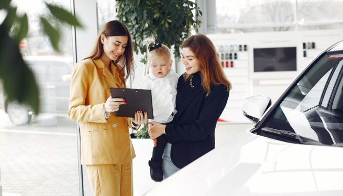 4 Tips For Buying a Family Car